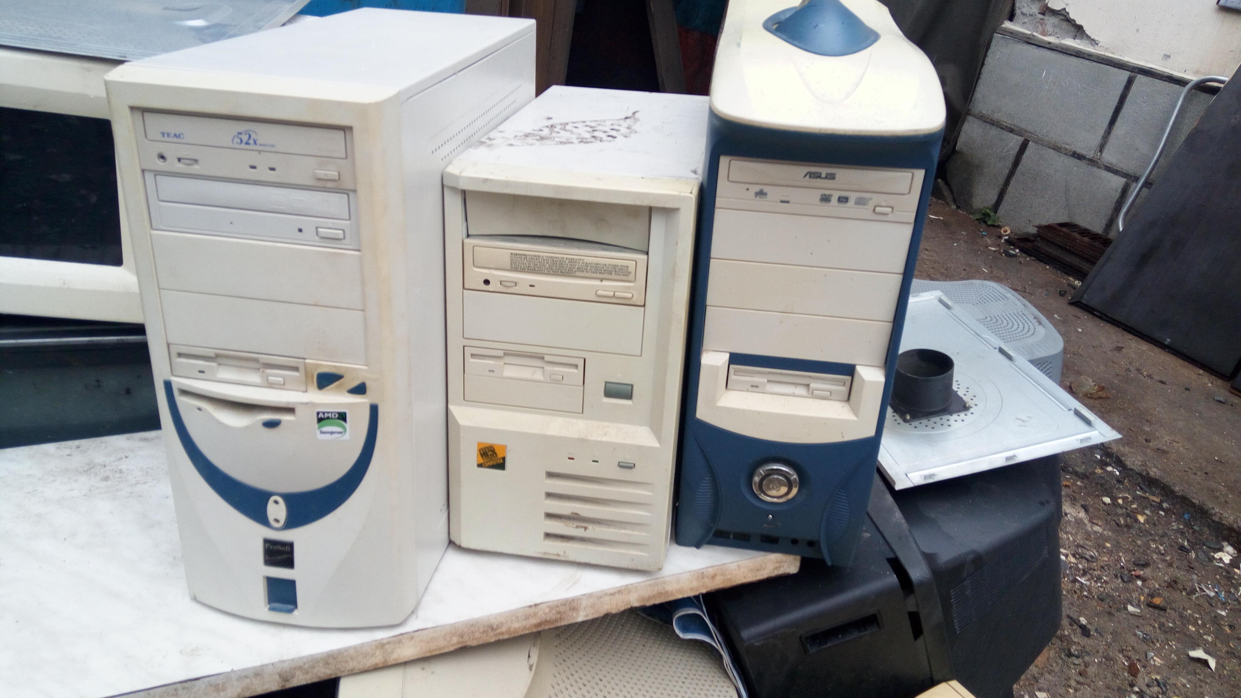 Изкупуваме стари компютри